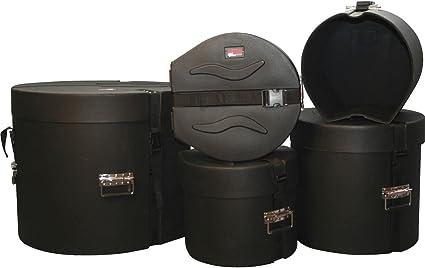 Gator gprfusion conjunto de estuches para batería/caja clara ...