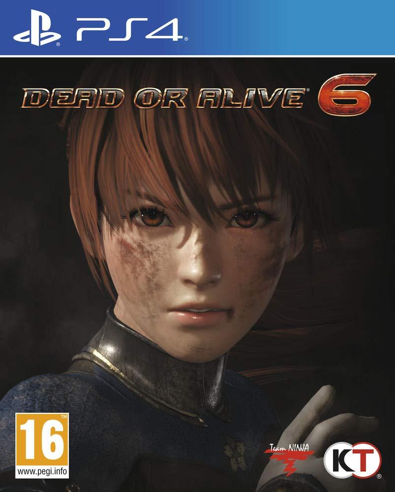 Dead or Alive 6 - PS4    Team Ninja. Programmeur