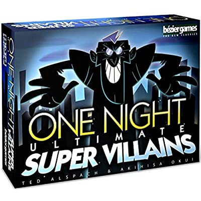 One Night Ultimate Super Villains: Toys & Games