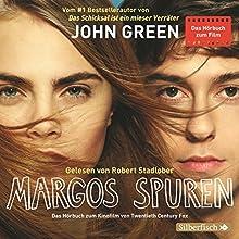 Margos Spuren Hörbuch von John Green Gesprochen von: Robert Stadlober