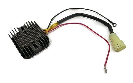 The ROP Shop Voltage Regulator Rectifier for Mercury 75-90 HP 4 Stroke  804278A12 804278T11
