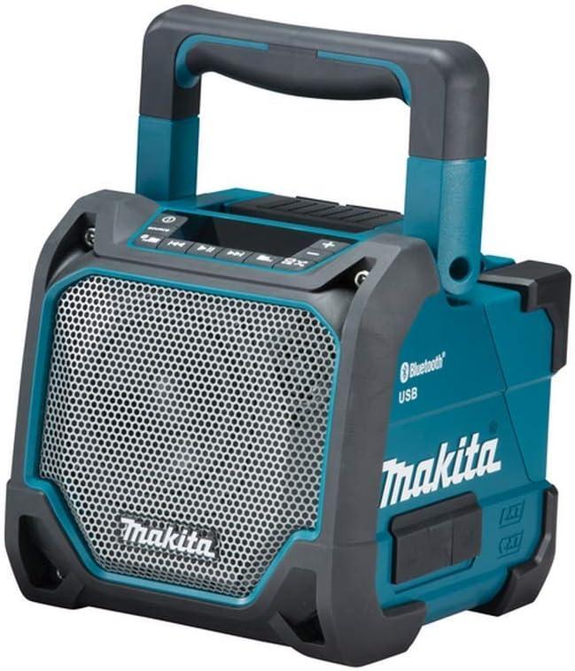 Makita DMR9 Bluetooth Speaker, 9 V