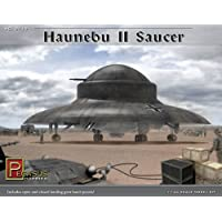 Pegasus Hobbies Haunebu II Saucer 1/144th Scale Model