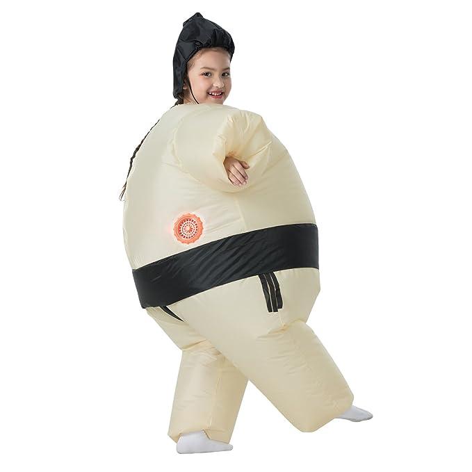 Amazon.com: NEWBEA disfraz inflable Ride Me, para adultos ...