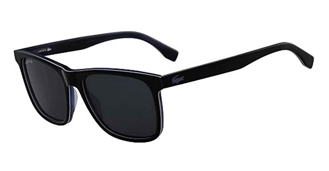 Amazon.com: LACOSTE L 875 SP 001 - Gafas de sol, color negro ...