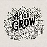 Deals on As You Grow: A Modern Memory Book for Baby Hardcover