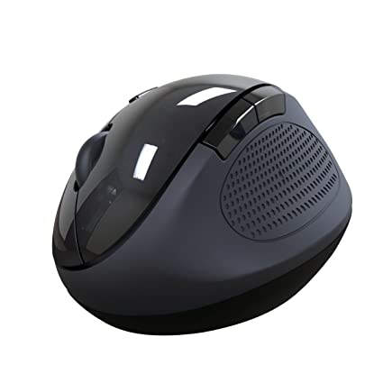 b79352ee5e0 Amazon.in: Buy Portronics POR-689 Puck Ergonomic Wireless Mouse (Black)  Online at Low Prices in India   Portronics Reviews & Ratings