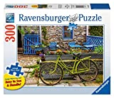 Ravensburger Vintage Bicycle Large Format Puzzle (300-Piece)