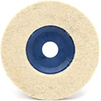 PRENKIN 3pcs Discos para pulir Almohadillas pulidoras 100