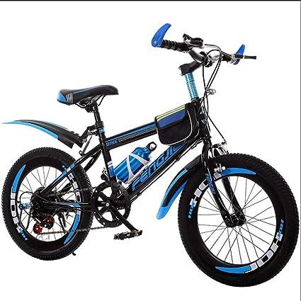 Xiaoping Bicicleta for niños 9-10-11-12-15 años Bicicleta niño 20 Pulgadas Primaria Escuela montaña Velocidad Carreras Deportes Bicicleta Bicicleta de montaña: Amazon.es: Deportes y aire libre