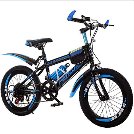 Xiaoping Bicicleta for niños 9-10-11-12-15 años Bicicleta niño 20 ...