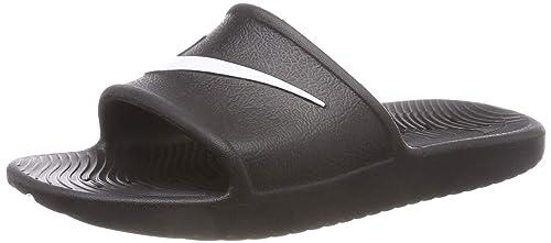 competitive price 1fccb 0af12 Nike Kawa Shower (GS), Chaussures de Plage & Piscine garçon: Amazon ...