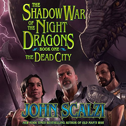 Bargain Audio Book - Shadow War of the Night Dragons  Book One