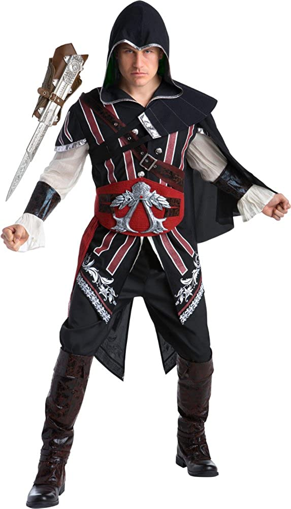 Assassin/'s Creed 2 Cosplay Prop Ezio Auditore Belt Clip