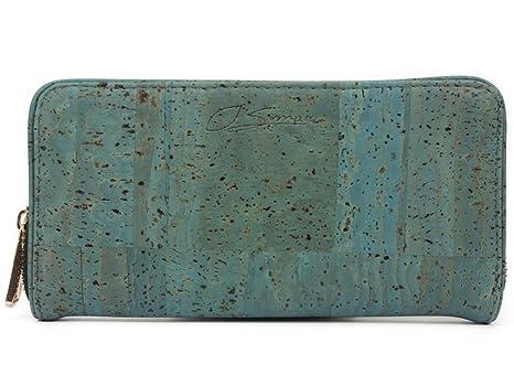 Cartera para mujeres SIMARU / Billetera con monedero, compartimento grande y espacio para 16 tarjetas