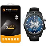 (2 Pack) Supershieldz Designed for TicWatch Pro S, TicWatch Pro 2020, TicWatch Pro 4G LTE and TicWatch Pro Tempered Glass Scr