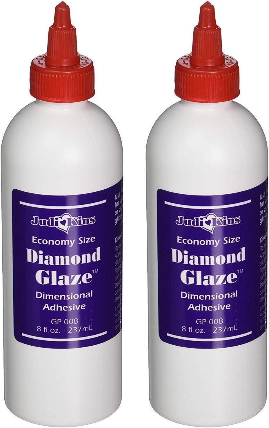 Judikins Diamond Glaze, 8-Ounce GP008 wo ack