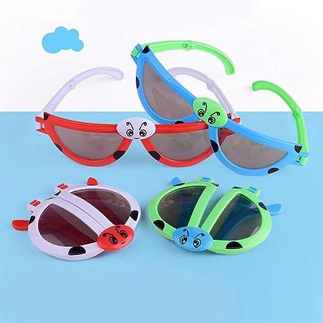 xMxDESiZ - Gafas de Sol Plegables para niños: Amazon.es: Hogar
