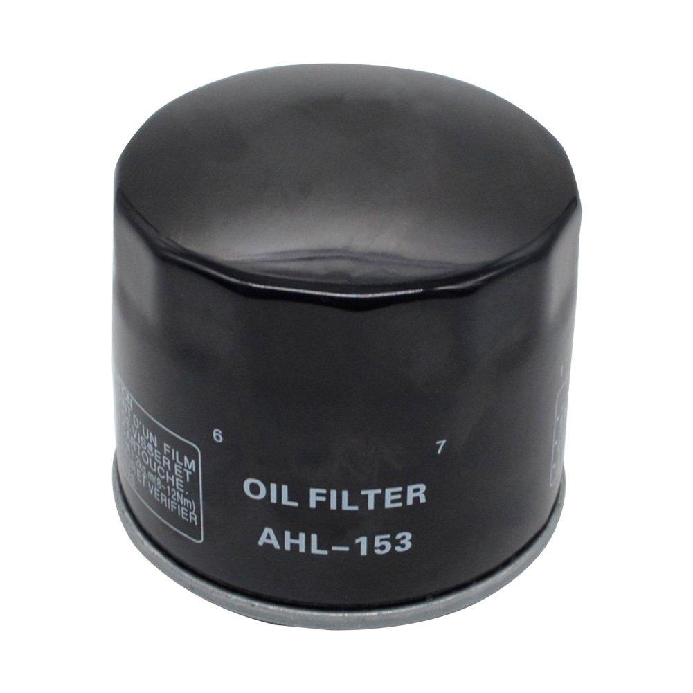 AHL 153 Oil Filter for Ducati 900 S2 900 1979-1985//900 Sport 900 2002//900 Superlight 904 1992-1997 White