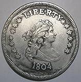 Best Morgan Silver Dollars-(1804-1926) Coin Collecting-Silver Dollar USA Old Original Pre Morgan Dollar 1804