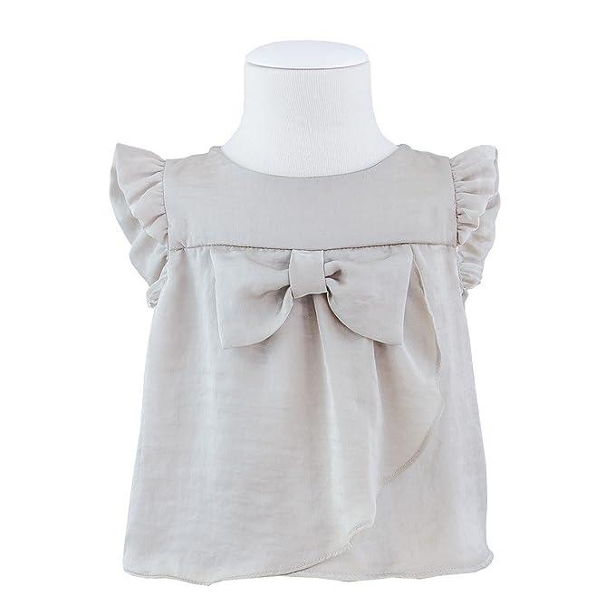 Moda Minis Blusa Tatiana - 16A, Dorado