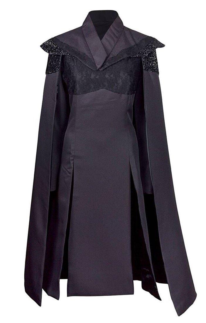 YBKJ Cosplay Costume Women Dress for Game of Thrones VII Daenerys Targaryen (Medium)