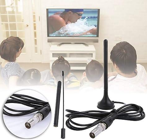 Laduup TV Stick - Sintonizador de TV para PC con Antena y ...