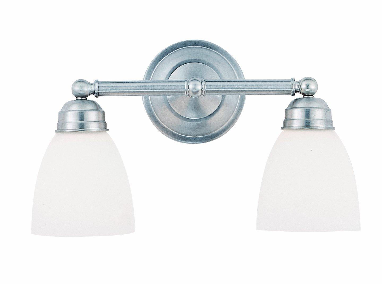 Brushed Nickel Bel Air Lighting Trans Globe Lighting 3356 BN Indoor Ardmore 15.75 Vanity Bar