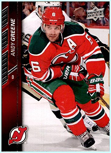 Greene Upper Deck - 2015-16 Upper Deck #112 Andy Greene NEW JERSEY DEVILS
