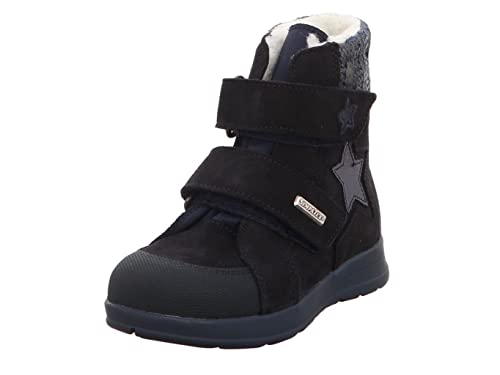 Däumling Helga, Botines para Niñas, Blau (Turino Ozean 47), EU: Amazon.es: Zapatos y complementos