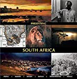 Front cover for the book Presenting South Africa by Peter Joyce