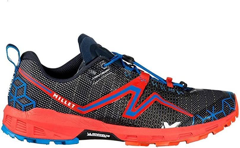 Millet Light Rush, Zapatillas de Trail Running Unisex Adulto, Multicolor (Orange/Electric Blue 000), 40 2/3 EU: Amazon.es: Zapatos y complementos