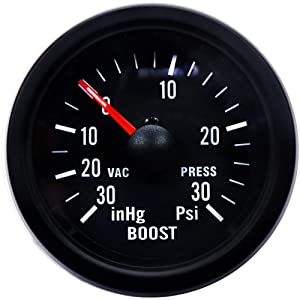 "2"" Mechanical Boost Gauge"