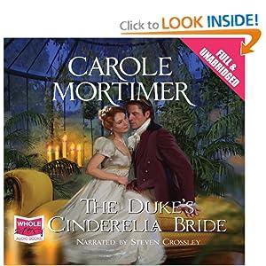 The Duke's Cinderella Bride (Harlequin Historical) Carole Mortimer