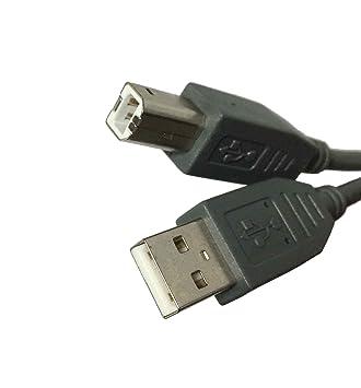 1,8 m USB 2,0 hilos Cable para impresoras Epson: Amazon.es ...