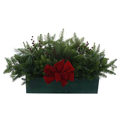 worcester wreath winter window box outdoor christmas decorations