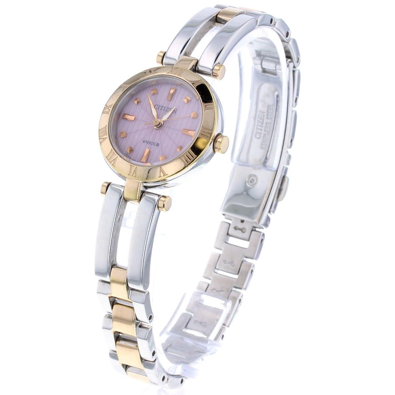 (シチズン) CITIZEN NA15-1574C 腕時計 ステンレス レディース 中古 B07F3DZSB3