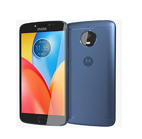 Motorola Moto E4 Plus (Oxford Blue, 32 GB , 3 GB RAM)