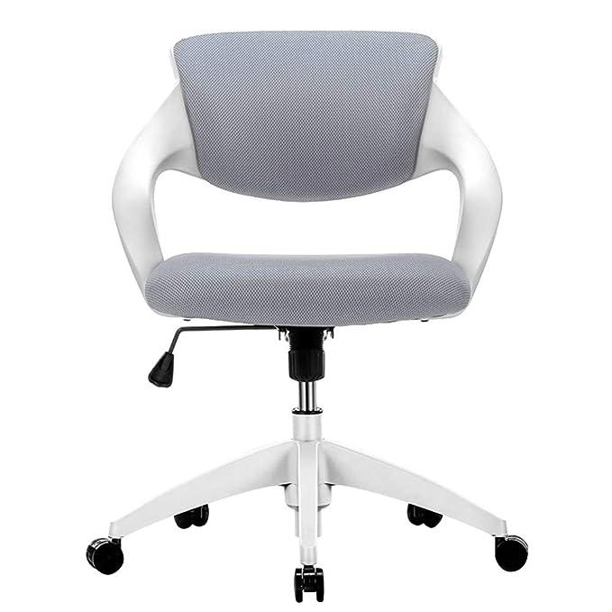Amazon.com: Swivel Chair, Dormitory Computer Chair Office ...