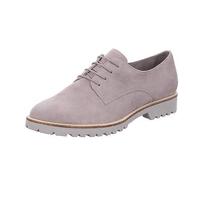 Tamaris Damen Halbschuhe Grau, Schuhgröße:EUR 38: Schuhe