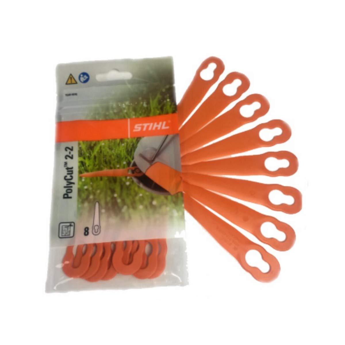Cuchillas de plástico Stihl PolyCut 2-2 para cortabordes FSA 45 ...