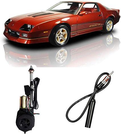Chevy Camaro 1982-2002 Factory OEM Replacement Radio Stereo Powered Antenna