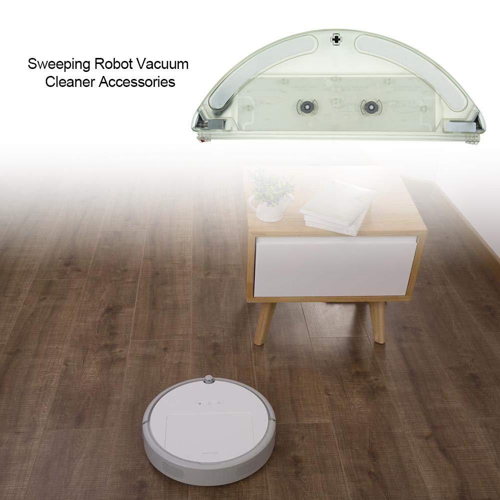 Dynamicoz Tanque de Agua para Roborock Cleaner Robot Aspirador Duradero Robot S50 S51 T6 Robot Aspirador Robot de Barrido Accesorios de Kit de Piezas Compatible