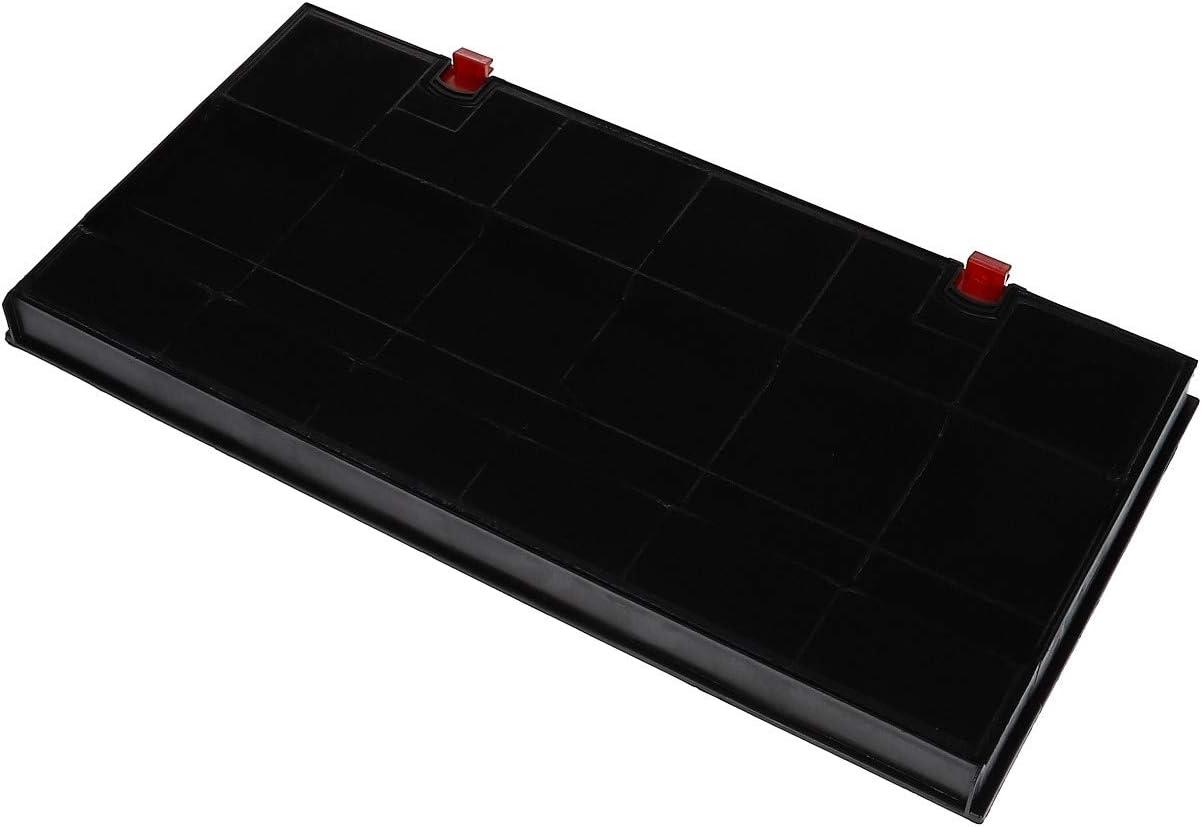 2x filtro de carbón activado Campana extractora para AEG ...