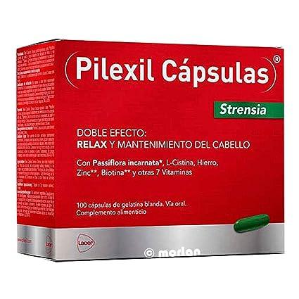 Pilexil Strensia, 100Cápsulas