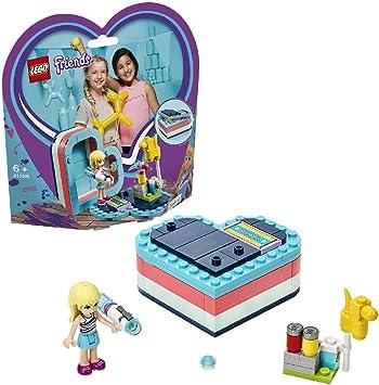 LEGO Friends - Caja Corazón de Verano de Stephanie, Juguete con ...