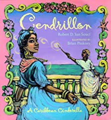 A Caldecott Honor author/illustrator team brings us a Caribbean Cinderella story, told from the perspective of the magical godmother. You may think you already know this story about a beautiful servant girl, a cruel stepmother, a magnificent ...