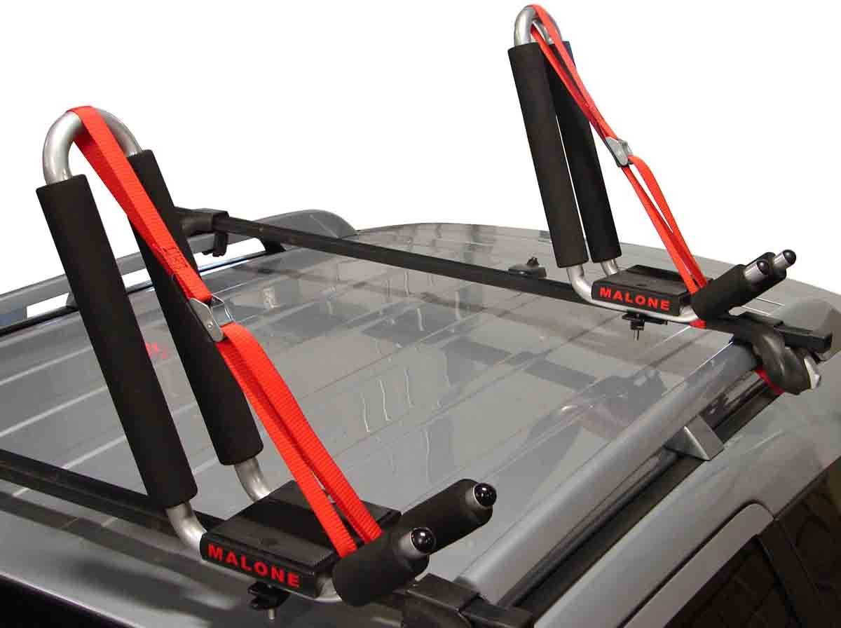 Amazon Com Malone J Pro J Style Universal Car Rack Kayak
