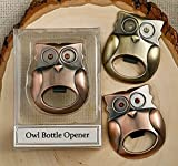Copper and Bronze Owl Bottle Opener – 12 count Review