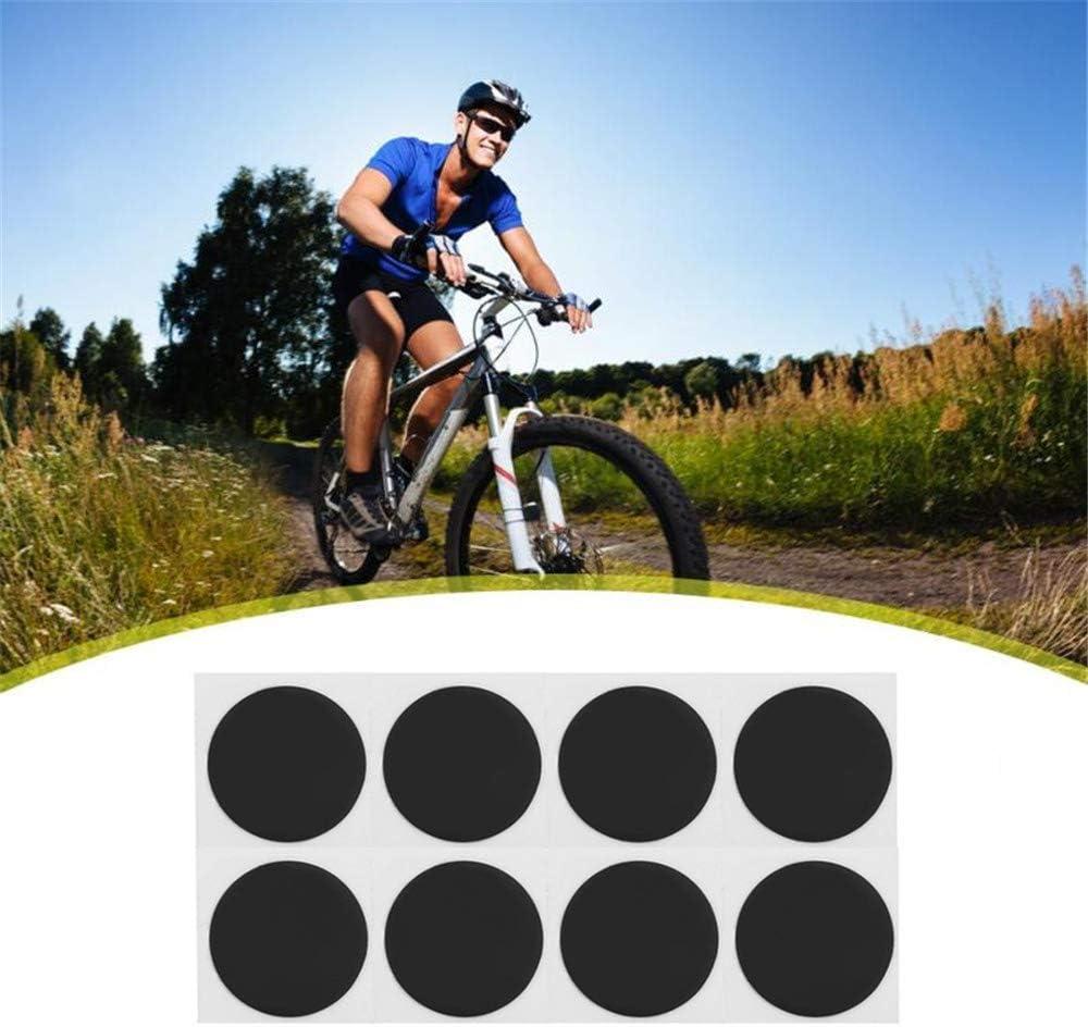 HY 6 Unids/Hoja Bicicleta Autoadhesiva Reparación Parche Bicicleta ...